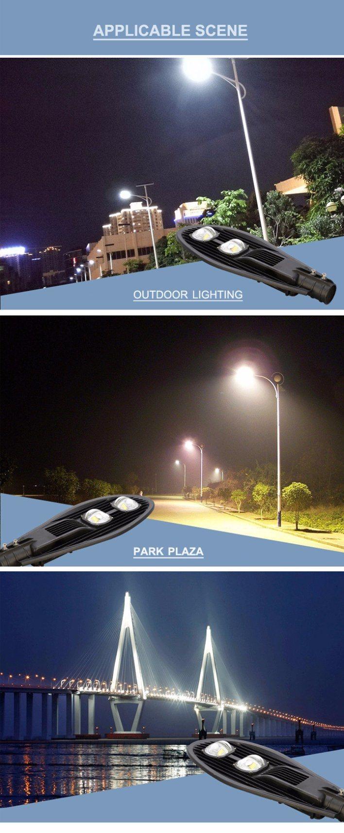 High Power LED Street Light with High Lummen IP65