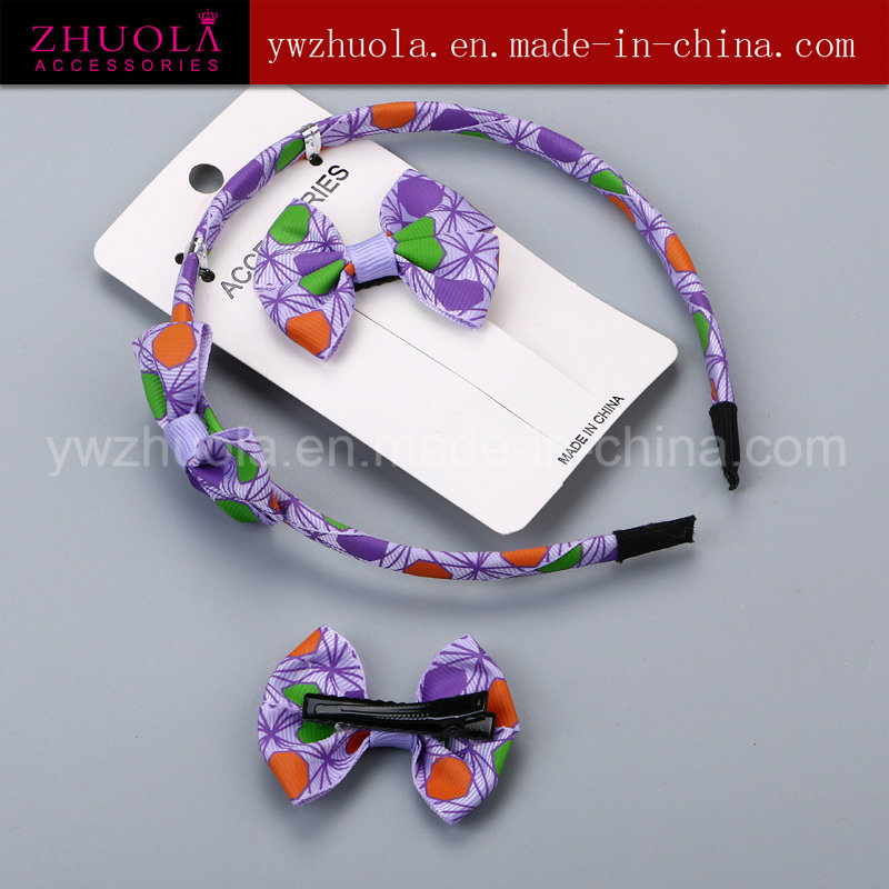 Fashion Hair Accessories Set for Girls