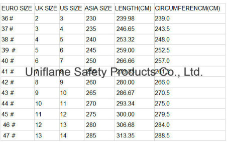 Ufa042 Brand Executive Safety Shoes Metalfree Safety Shoes
