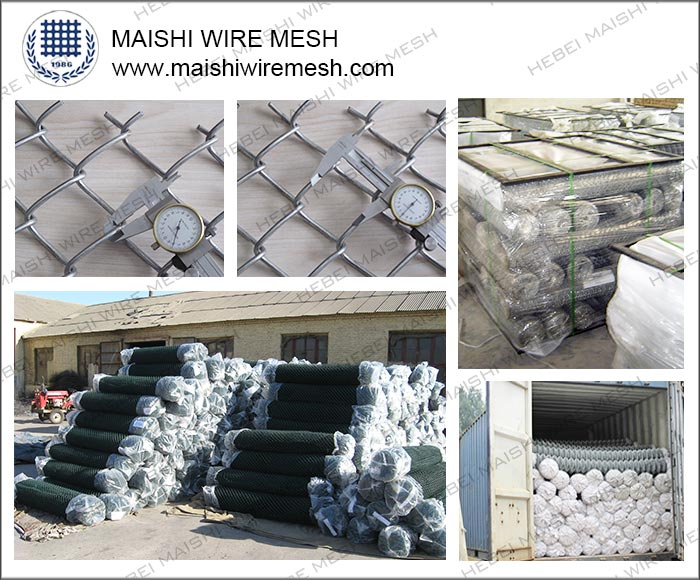 Factory Price Chain Link Fencing