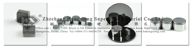 PDC Diamond for Oil/Gas/Core/Rock Drilling and Mining
