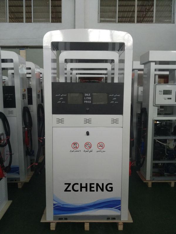 Zcheng Petrol Station Fuel Dispenser