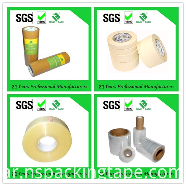 36 Rolls / Box High Performance Packaging Tape