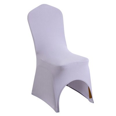 Elastic Fabric Restaurant Chair Cover Hotel Guest Chair Cover