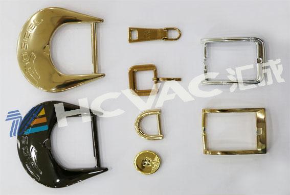 Plastic Button PVD Vacuum Metaliizing Coating Machine Color Coating Equipment