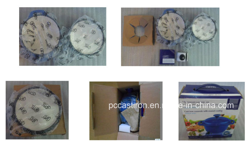 Enamel Cast Iron Cookware Manufacturer From China.