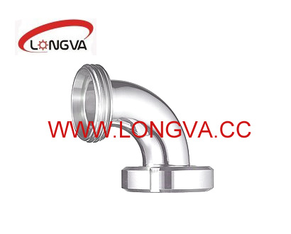 Wholesale Stainless Steel Sanitary Union End Elbow