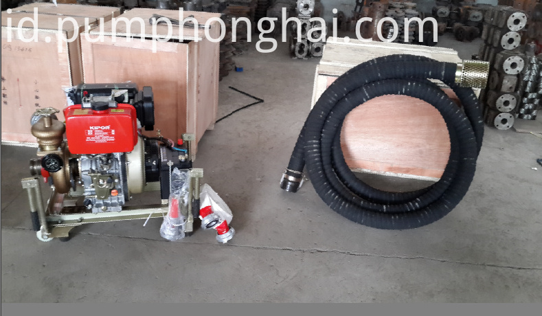 Protable Diesel Water Pump
