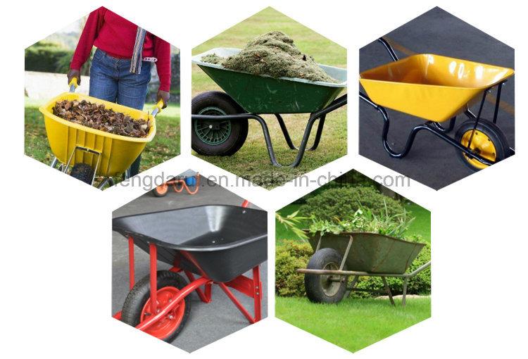 High Quality PU Wheel for Wheelbarrow Hand Trolley and Tool Cart