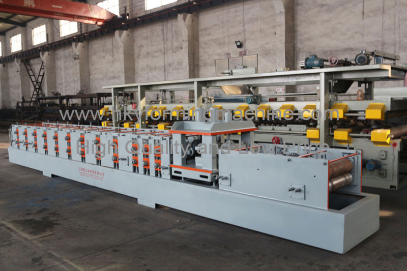 High Quality PLC Control C Purlin Forming Machine