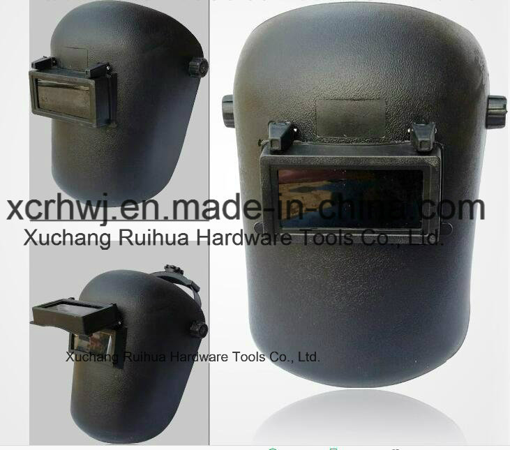 China Special Style Welding Helmets in Ce, High Quality, Competitive Price. Ce Approved Flame Retardant ABS Headband Welding Helmet, Headband Welding Helmets