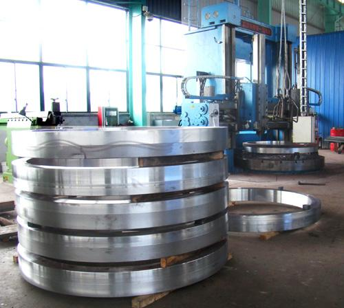 All Standards Machinery Flange Parts