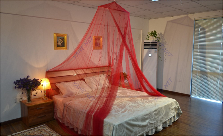 Easy Install Mosquito Net