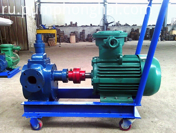 YCB series explosion-proof oil transfer pumps