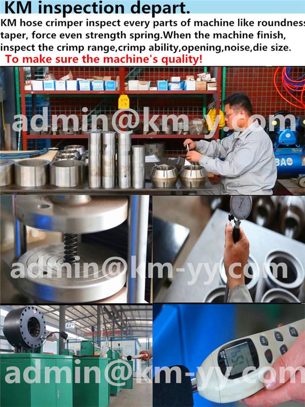 Hot Sale Hose Crimping Machine From China Manufacturer