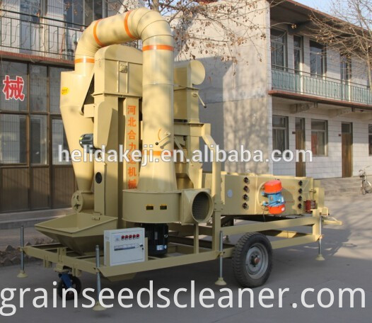 MORINGA SEED CLEANING MACHINE