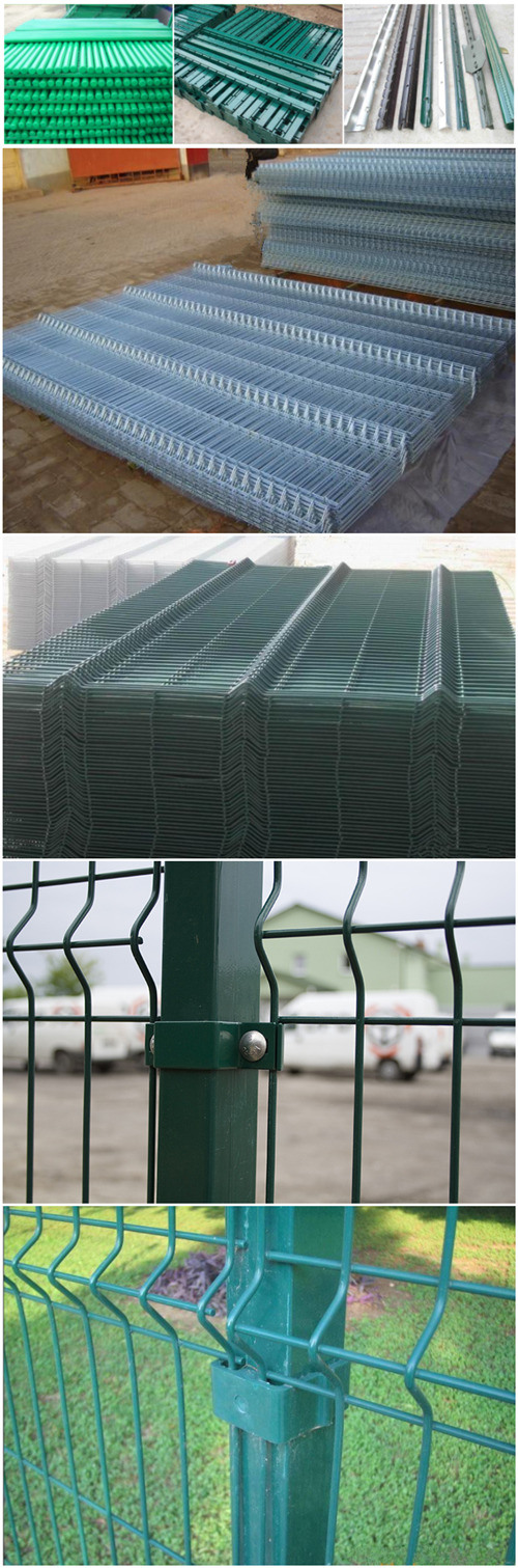 China Wholesale Price Powder Coating Welded Wire Mesh Fence