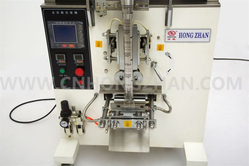 HP100g Grain Snack Seeds Automatic Packing Machine with Electric Scale