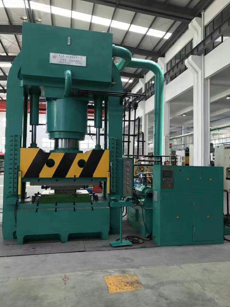 Paktat 3000ton Hydraulic Press Machine