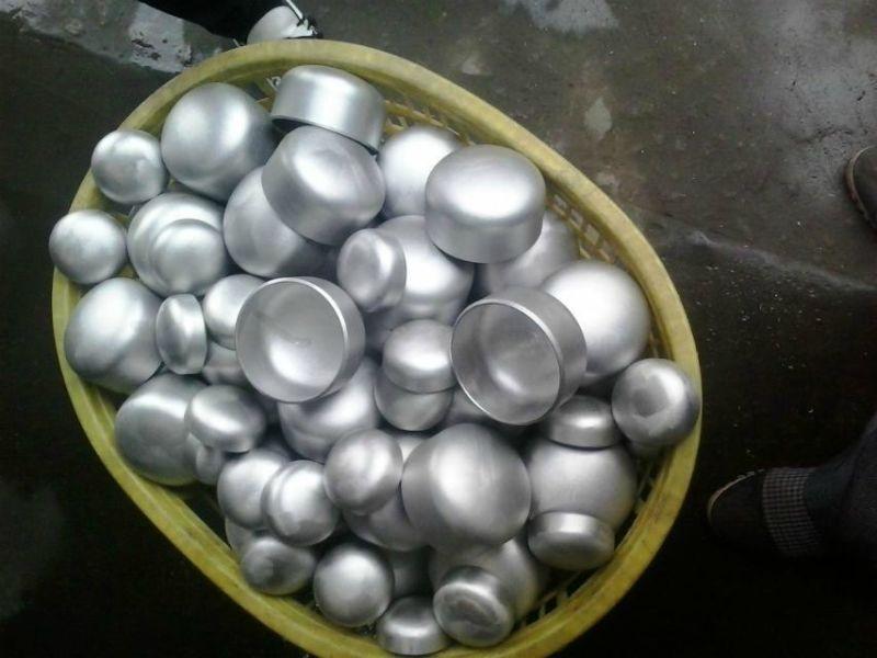En 10253-1/10253-2 316 Stainless Steel Pipe End Cap