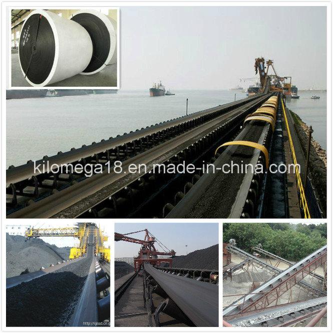 Rubber Ep Conveyor Belt to Oman