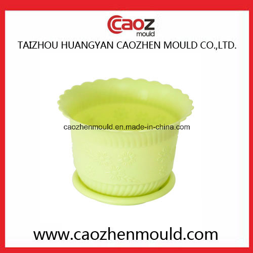 Flower Pot Injection Mould with 2016 New Design