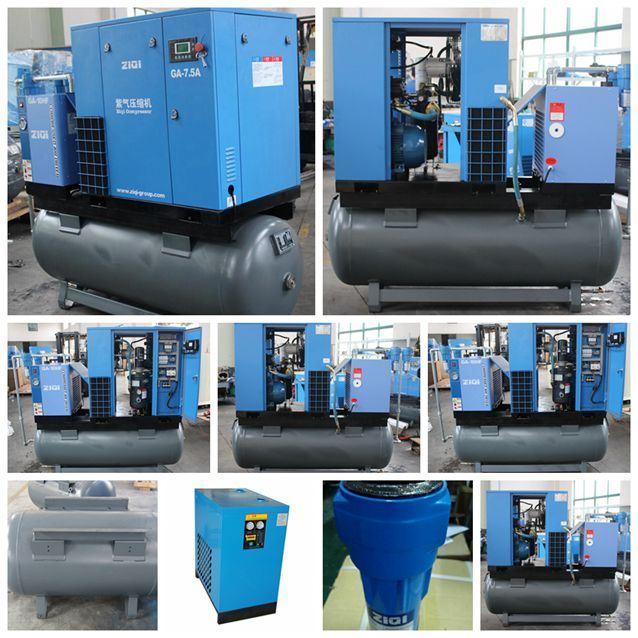 Industrial Screw Air Compressor and Air Compressor Parts