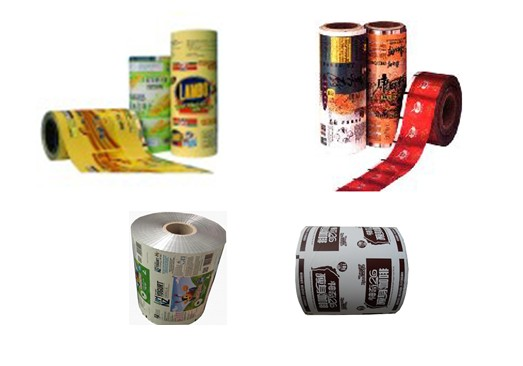 Roll Film/Food Packing Film/Plastic Packing Film