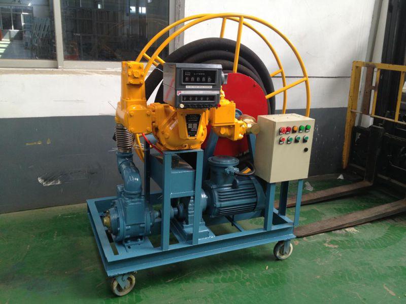 Mobile Fuel Pump