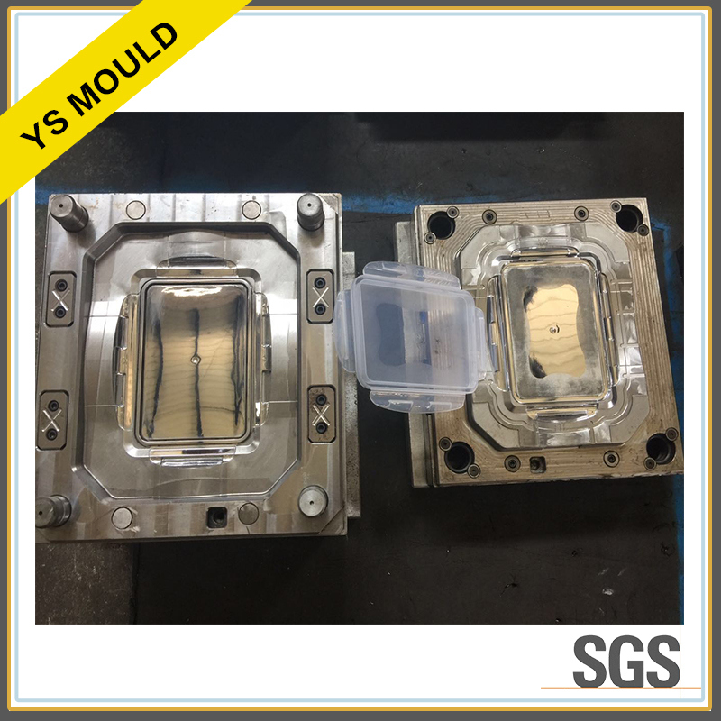 Plastic Injection PP Food Container Mould