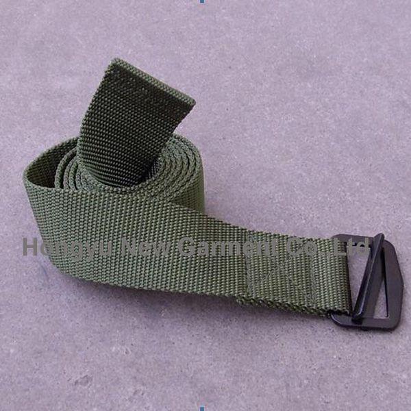 Green Nylon Bdu Webbing Belt (HY-WB002)