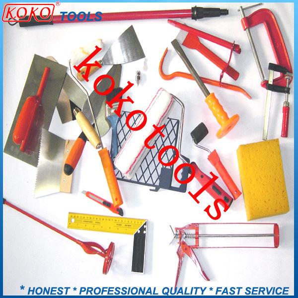 Differnt Design Rubber Head Article Paint Roller (07824)
