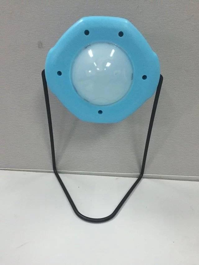 UFO Solar Reading Light From TUV Factory