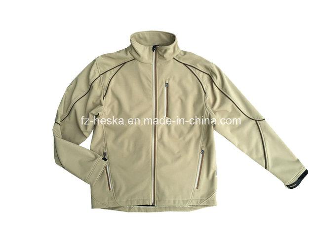 Men's Waterproof Custom Softshell Jacket