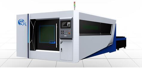 3015 Fiber Metal Laser Cutting Machine with Cover Exchange Working Table