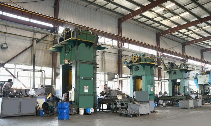 Fabricated OEM Heavy Duty Truck Parts