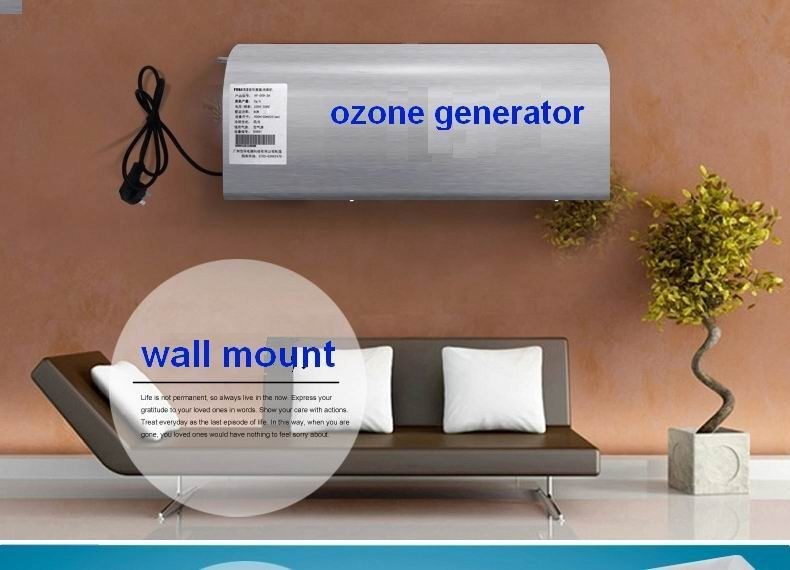 3G/5g/10g Ozone Generator for Room and Hotel Air Purification