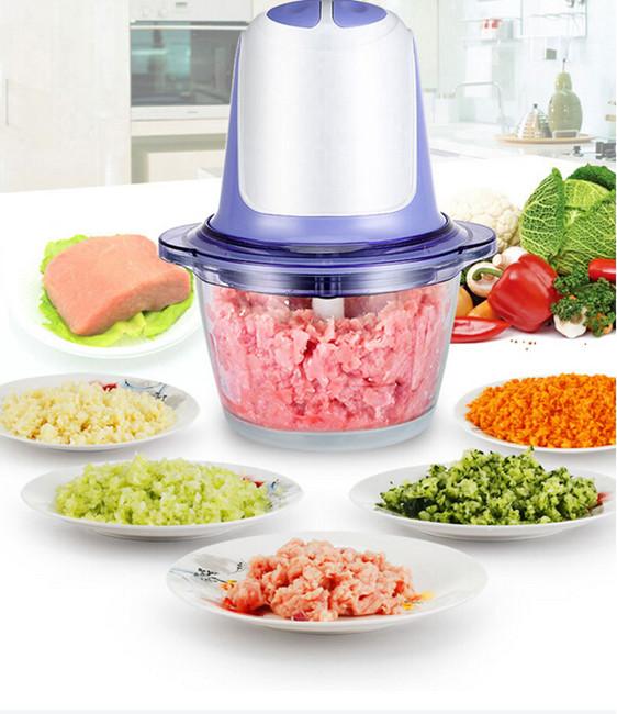 Swift Electric Meat Onion Chopper Mini Food Vegetable Chopper