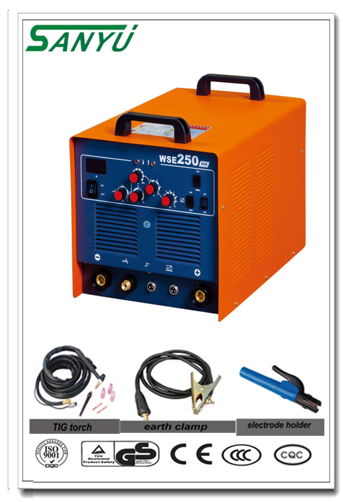 Sanyu New High Duty-Cycle TIG-200 AC/DC Inverter Welding Machine