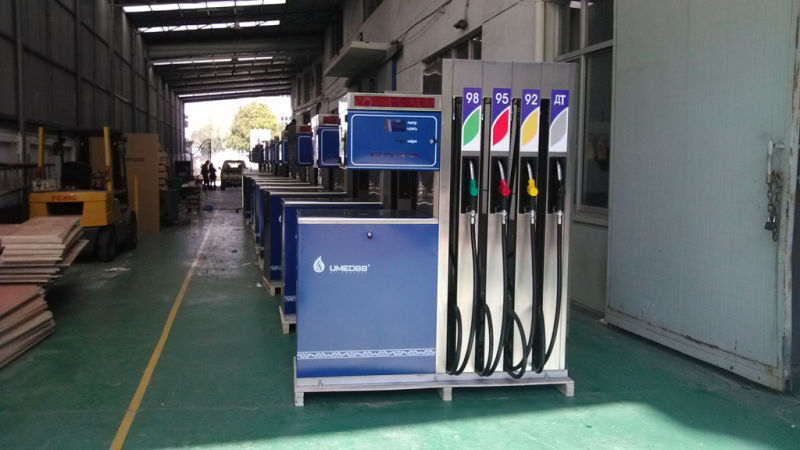 All Stainless Steel Fuel Dispenser