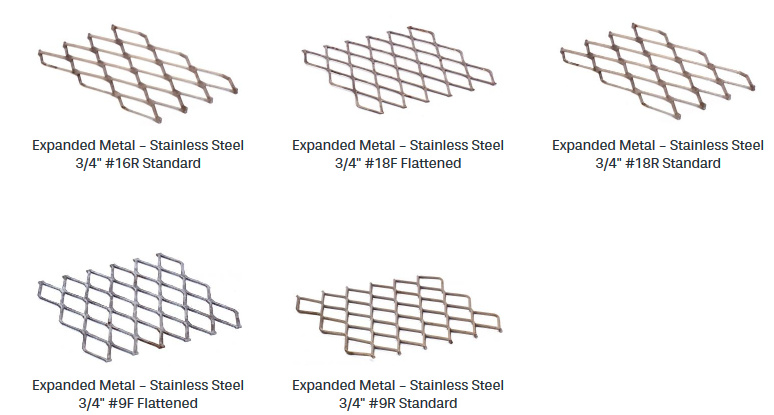 2018 New Arraival Raised or Flattened Expanded Metal Sheet Manufacturer