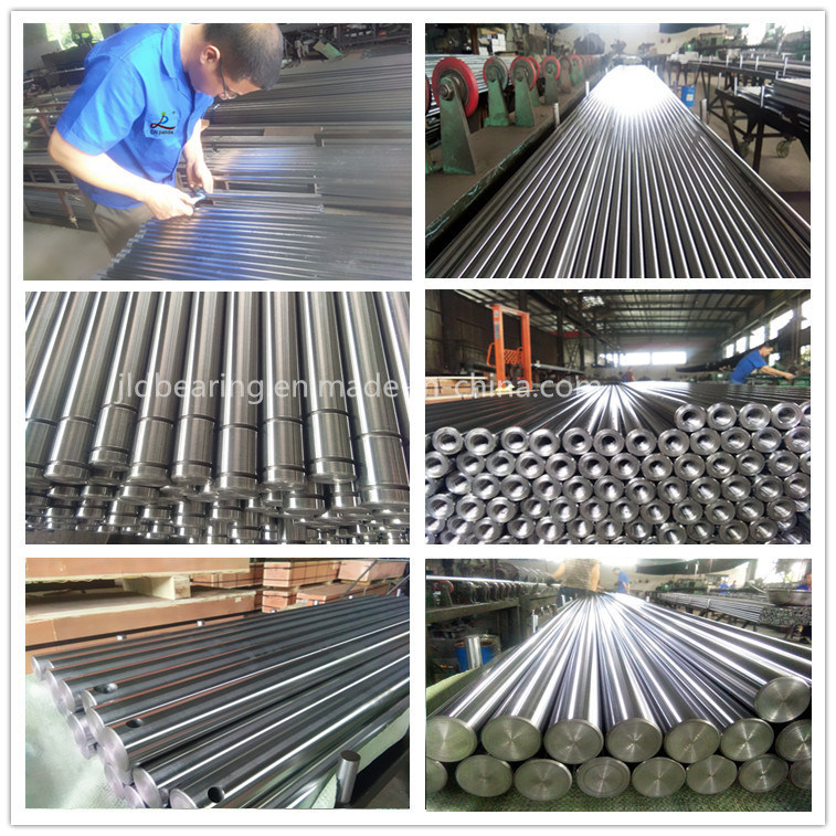 Bearing Factory Directly Supply Shaft 40mm Steel Rod for CNC Kit (WCS40 SFC40)