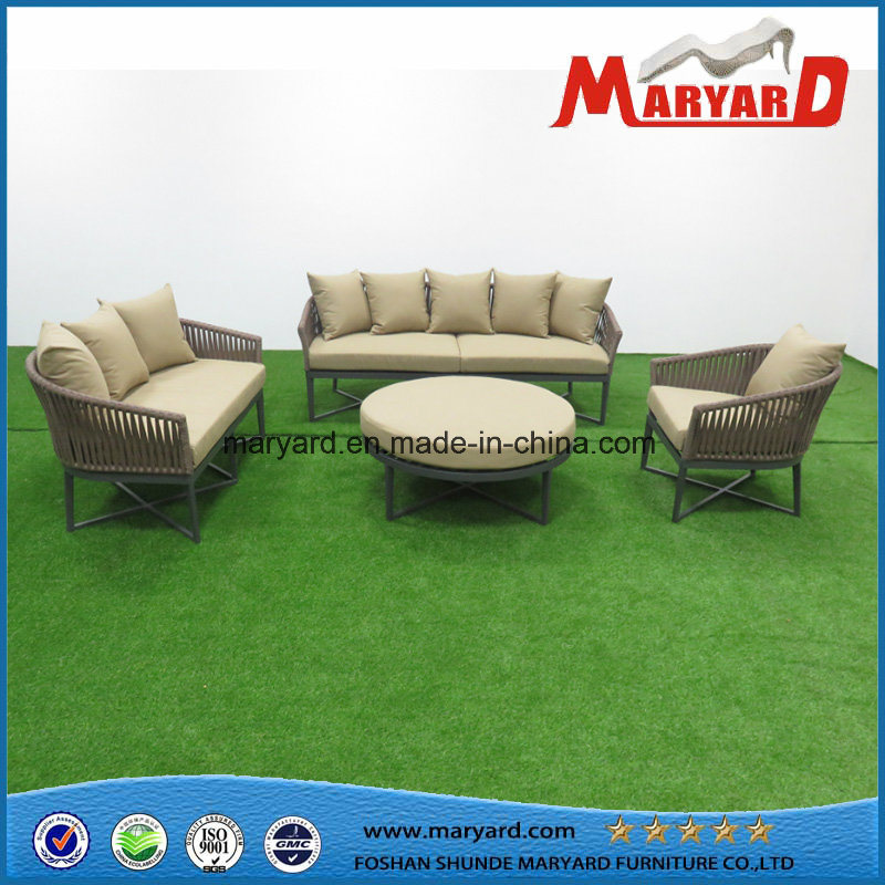 Rope Woven Outdoor furniture for Garden