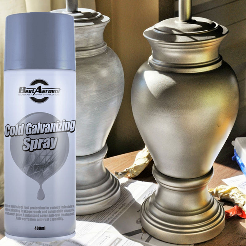 Zinc Spray Paint Cold Galvanizing Spray Paint