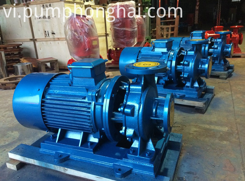 ISW Centrifugal Water Pumps