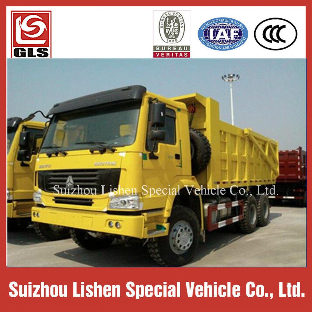 China Brand HOWO New Dump Truck Left/Right Hand Drive