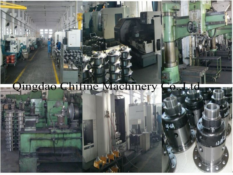 CNC Machining Stainless Steel Parts for Valve&Fitting Industry
