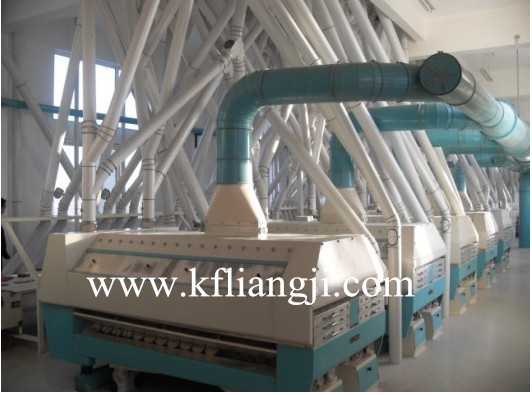Morden Model Wheat, Corn, Mazie Flour Milling Plant /Flour Producing Line