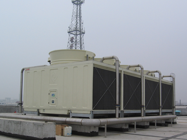 Cross Flow Rectangular Cooling Tower (JN-100L/S)