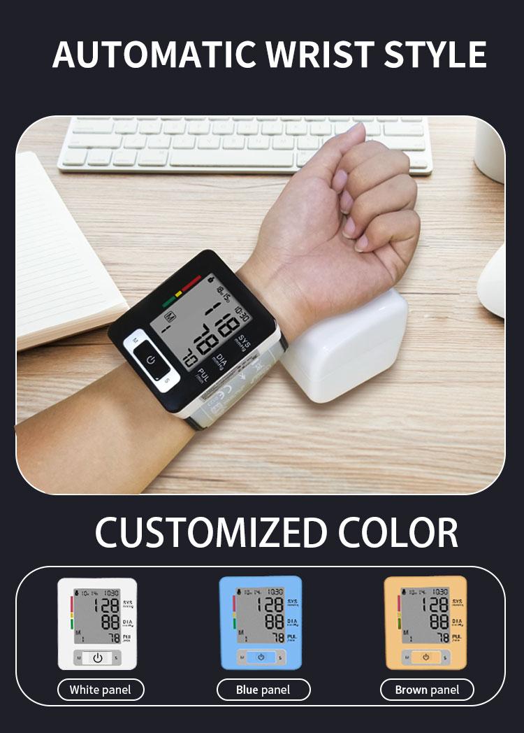 standing blood pressure monitor